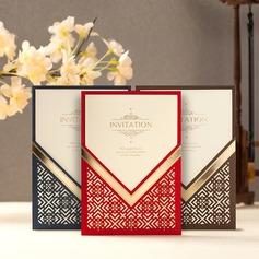 Personalizzato Stile classico/stile moderno Side Fold Biglietti d'invito (Set di 50) (114188091)