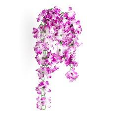 Plástico Flor de vid decoración de la boda (131037525)