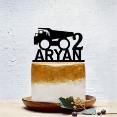 personnalisé Style Classique Acrylique Décoration pour gâteaux (119202095)