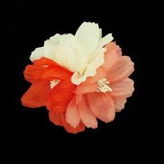 Beautiful Artificial Silk Hair Flowers (042050405)