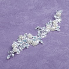 Gorgeous Rhinestone/Imitation Pearls/Lace Headbands With Rhinestone/Pearl (042026186)