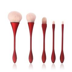 Artificial Fibre 5Pcs Makeup Supply (046130544)