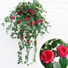Fiore della Vite Attraente Fiore di seta Fiori Artificiali (Venduto in un mazzo) (131156866)