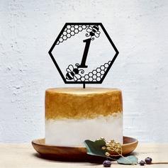 personnalisé Style Classique Acrylique Décoration pour gâteaux (119202089)