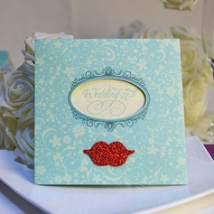 Classic tyyli Wrap & Pocket Invitation Cards (Sarja 50) (114051318)