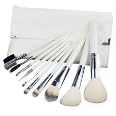 1 Ren 10Pcs Vit Påse Makeup Tillbehör (046049512)