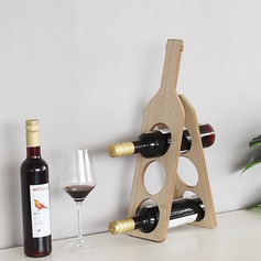 Wine Rack Wooden Pretty Elegant Table Centerpieces (128198729)