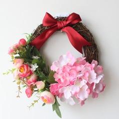 All'aperto bella elegante stile classico fiore di seta Home decor venduto in un singolo (203175786)