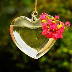 Attraente Disegno del cuore Vetro Vaso (128061389)