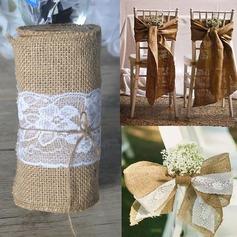 stile vintage/Colore solido Pizzo/Biancheria Decorazioni per Matrimonio (131163174)