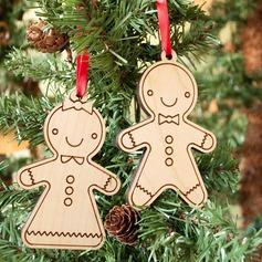 Kreative gaver Sødt Og Træ (Sæt af 2) Non-personaliseret Gaver (129149014)