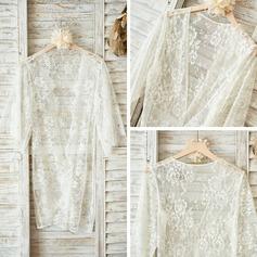 Lace Feminine Sleepwear /Sun-protective Clothing(041092936)