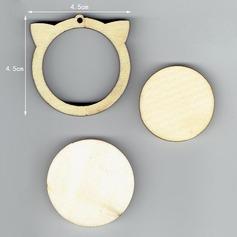 Stile classico/Bella Rotondo Legno (Venduto in un unico pezzo) (051166412)
