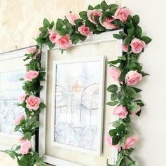Fiore della Vite Attraente Fiore di seta Fiori Artificiali (Venduto in un mazzo) (131156865)