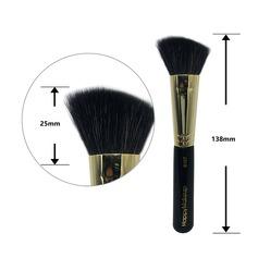 Artificial Fibre/Natural Goat Hair Makeup Supply (046129016)