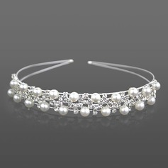 Lovely Alloy Pearl Headbands (042004255)