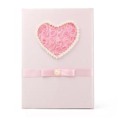 Flor/Corazón Libro de visitas (101165515)