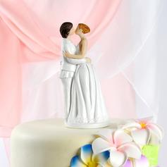 Gleichgeschlechtliche Harz Hochzeit Torten-Dekoration (122036158)