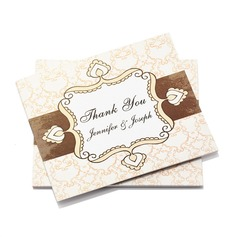 Personalized Artistic Style Thank You Cards (Set of 50) (114054966)