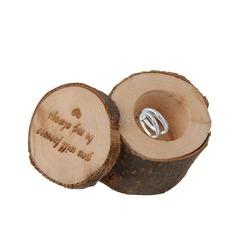 Ring-Kasten in Holz (3-er Set) (103103586)