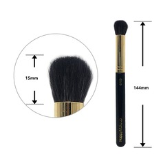 Artificial Fibre/Natural Goat Hair Makeup Supply (046128998)