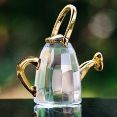 Kreative gaver Moderne Zinklegeret Natural Crystal Moderigtigt Gaver (129063179)