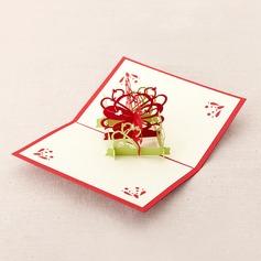 Tridimensionale Farfalla & il fiore Biglietti d'auguri (114042494)
