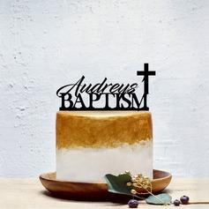 personnalisé Style Classique Acrylique Décoration pour gâteaux (119202090)