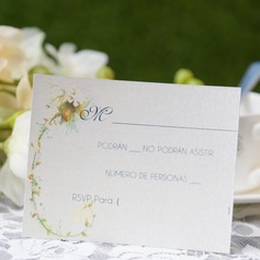 Personalized Floral Style Response Cards (Set of 50) (114063961)