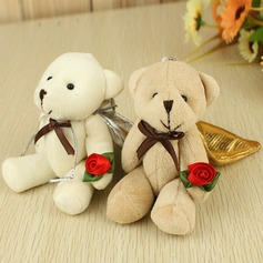 Cute Bear Favor Bags With Ribbons (Set of 6 Pairs) (050031665)