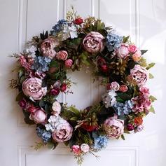 All'aperto bella elegante stile classico fiore di seta Home decor venduto in un singolo (203175800)