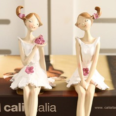 Bella Resina Accessori decorativi (Set di 2) (131151577)