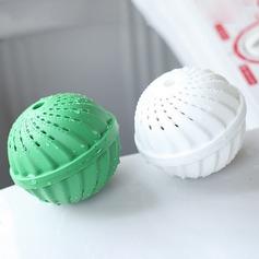 Plastic Vaskebold Tørretumbler Bold Holder Tøjvask Blød Frisk Vaskemaskine Tørretumbler Gaver (129140531)