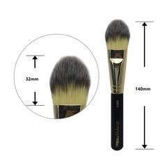 Artificial Fibre/Natural Goat Hair Makeup Supply (046128997)