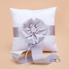 Ring Pillow With Sash/Pearl (103018449)