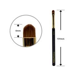 Artificial Fibre/Natural Goat Hair Makeup Supply (046129008)