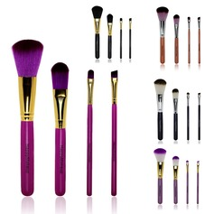 Artificial Fibre 4Pcs Makeup Supply (046129022)