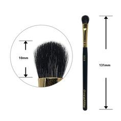 Artificial Fibre/Natural Goat Hair Makeup Supply (046129015)