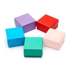 Classic Cuboide Scatole di Favore (set di 12) (050038238)