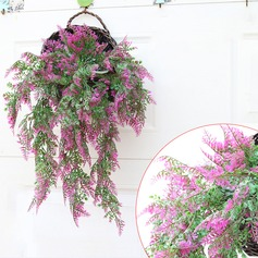 Fiore della Vite/Bella Attraente Plastica Fiori Artificiali (Venduto in un mazzo) (131156862)