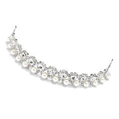 Glamour Cristal/Pearl Tiaras (042017814)