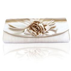 Prächtig Satin Handtaschen (012010110)