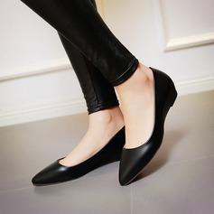 Naisten Keinonahasta Wedge heel Avokkaat kengät (085103250)