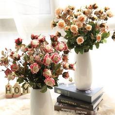 Simple/Classic Beautiful Silk Flower Artificial Flowers (set of 4) (131196948)