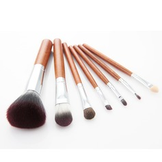 7Pcs Borstel Cilinder Buis Make-up Voorraad (046049084)