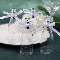 Classic Jars and Bottles With Ribbons (Set of 12) (052063867)