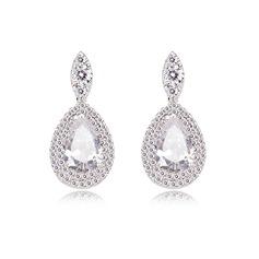 Jewerly Modern zircon platinum plated Gifts (129166766)