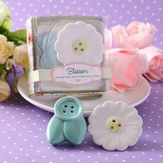 Flora Disegno Di ceramica Sale & del Pepe Scuotipaglia (Set di 2 pezzi) (051075151)