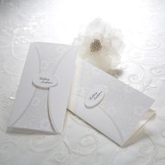 Blomstret Stil Wrap & Pocket Invitation Cards (Sæt af 50) (114039001)