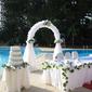 Giardino Tema/Classico Tema Seta artificiale Decorazioni matrimonio (131068203)